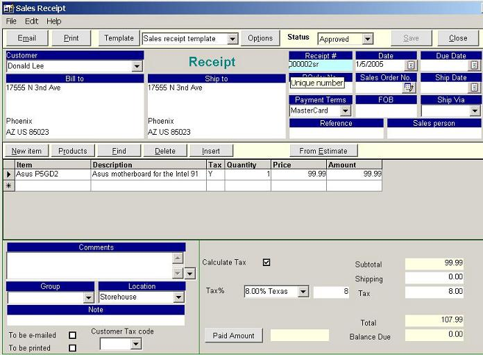 inventory and order management software